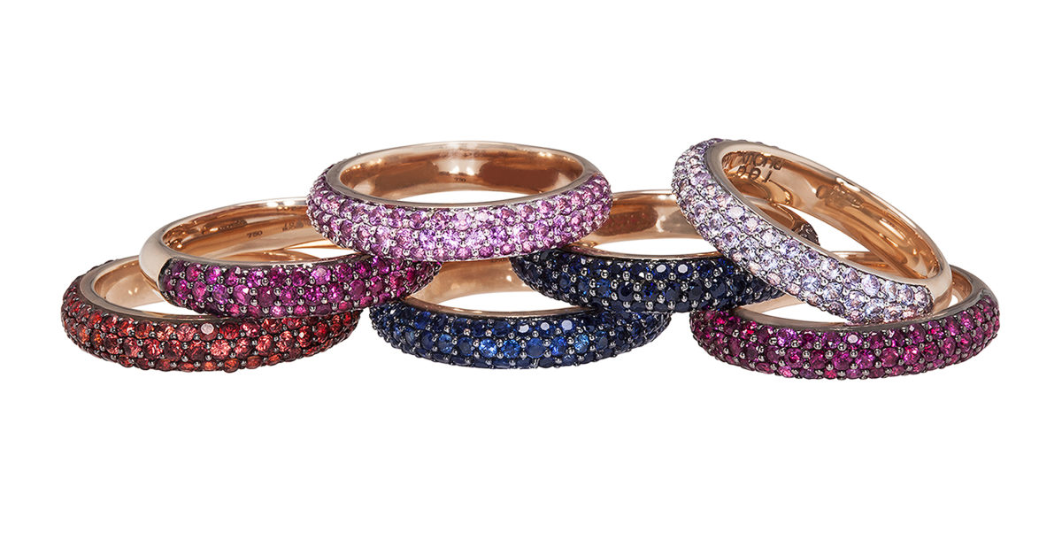 Colombia Ring Collection