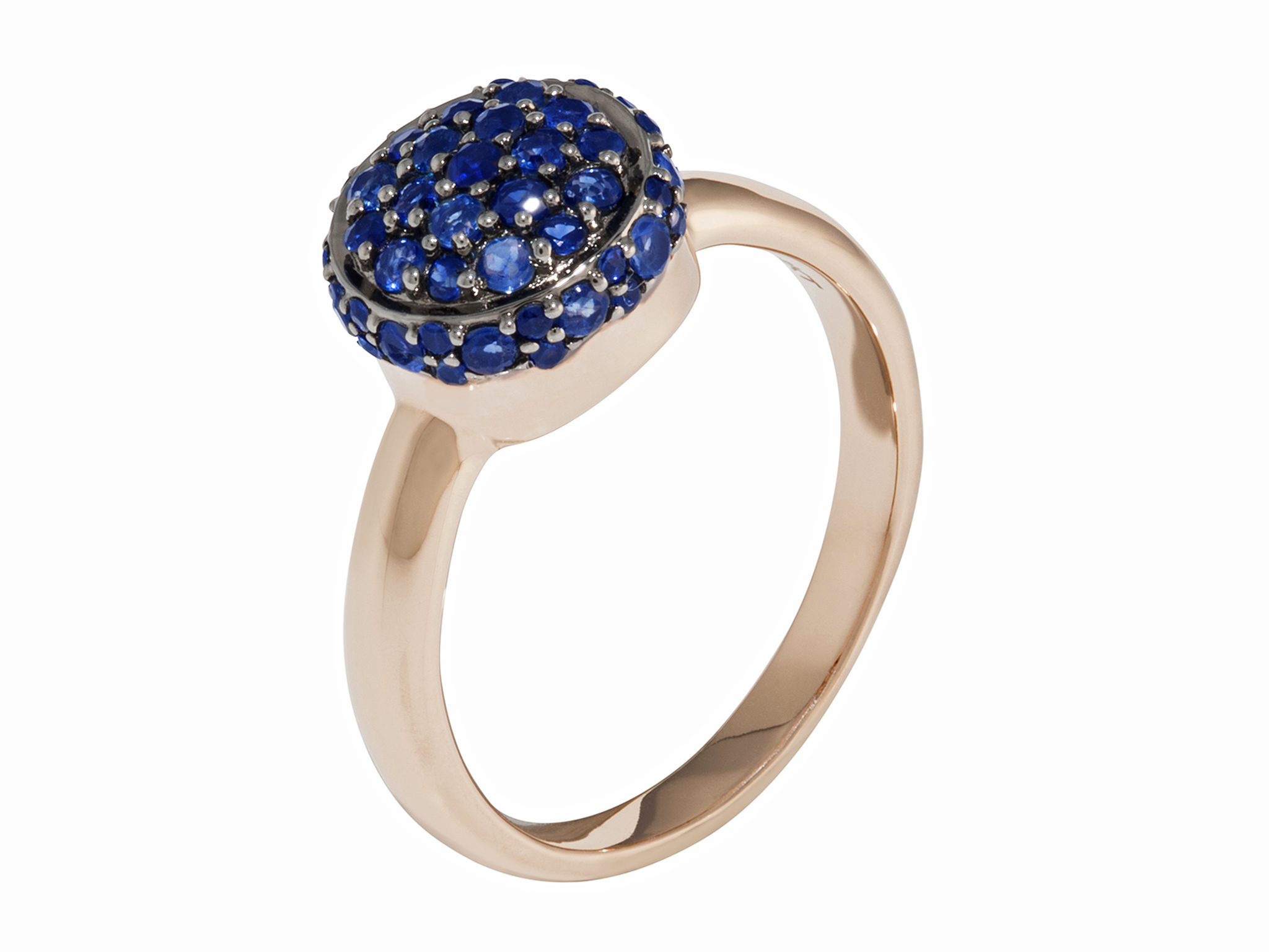 jewellery devotion faberg pin ring rings blue sapphire